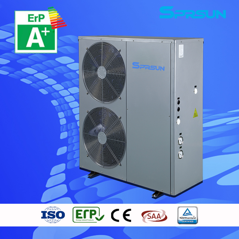 Europe standard Household Water heater air source heat pump