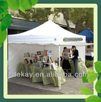 EZ UP Canopy 10u0027x 10u0027 feet w/ Awning - 4 Zipper Side & Ez Up Canopy 10u0027x 10u0027 Feet W/ Awning - 4 Zipper Side Walls Ez-up ...