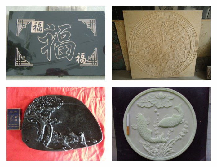 Professional 3d stone cnc router engraving machine with rotary price
