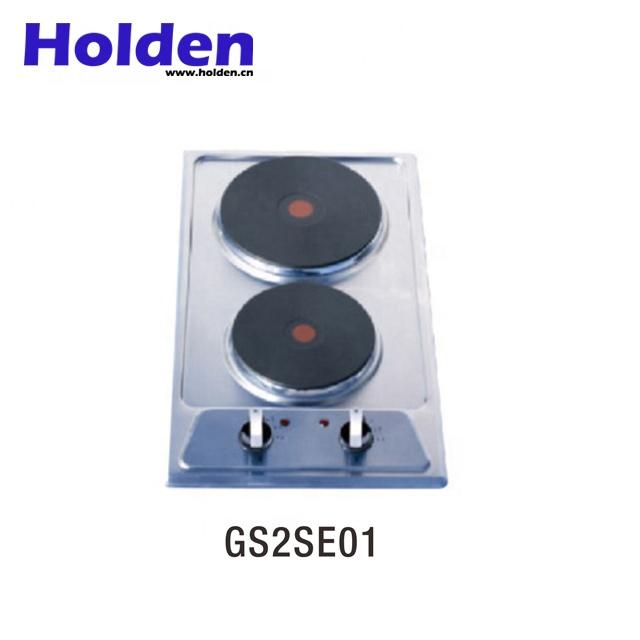 Gs2se01 Estufa Electrica Precio Barato 2 Quemador Estufa De Gas