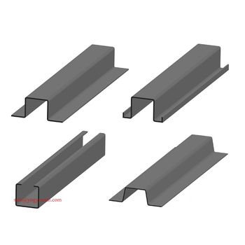 Sheet Metal Fabrication 12-gauge Metal Framing Slotted Channel - Buy ...