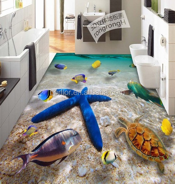 2017 3d Epoxy Anti Static Flooring Resin Decor 3d Uv