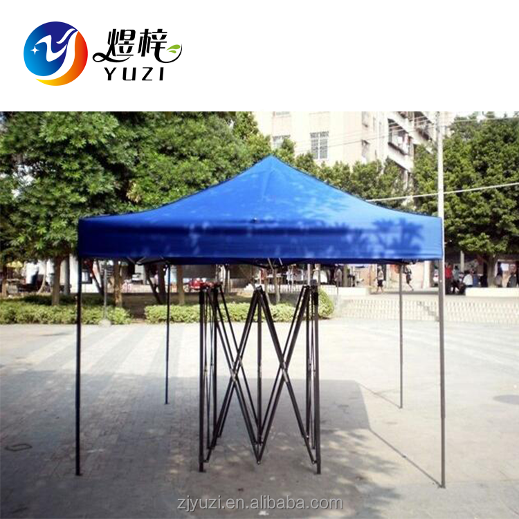 3x3m outdoor waterproof steel folding gazebo tent