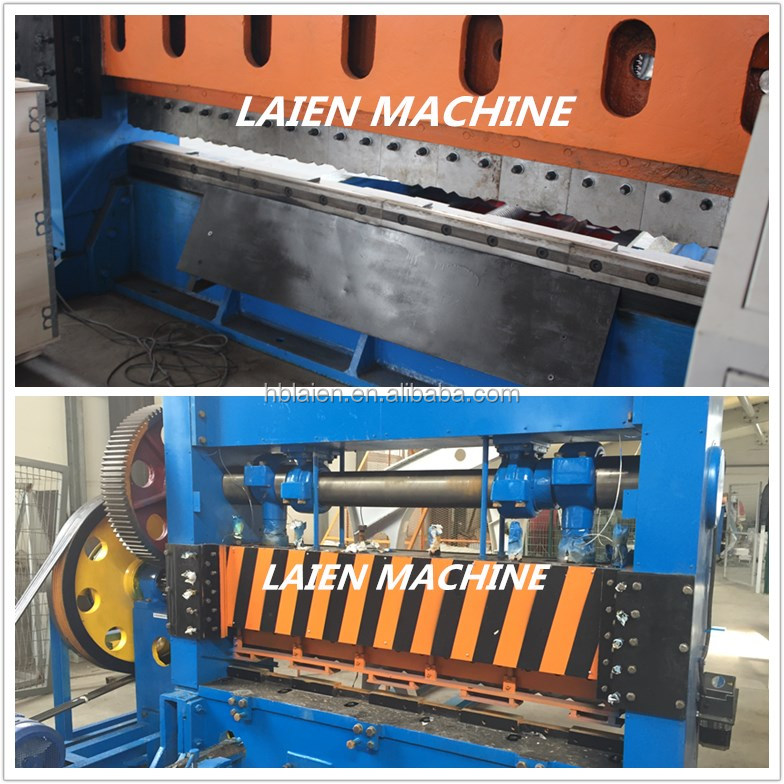 Cold Rolled Steel Expanded Metal Machine For Sale Buy