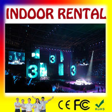 Favorites Compare Best seller Good performance P5.33 rental led display with light weight