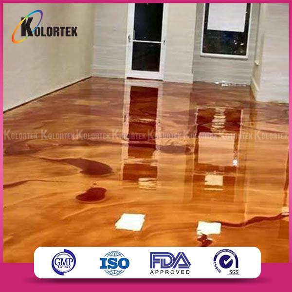 Epoxy Boden mica powder epoxy floor coating painting wholesale painting