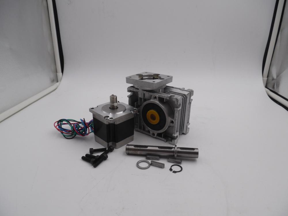 57HS11242A4J-3-RV3020 112mm 4.2A nema 23 high torque geared stepper motor