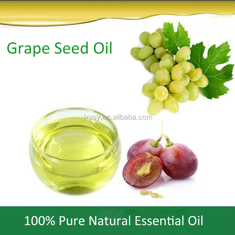 Grape Seed Oil Pure Natural Organic Plant Carrier Oil Skin Care Beauty & Health Aromatherapy Massage Essential Oils