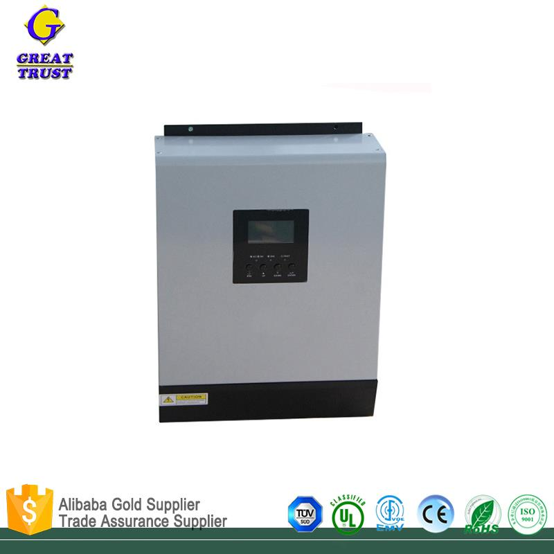 High efficiency 30KW solar pure sine wave power inverter/DC-AC off-grid solar inverter for home solar system New design