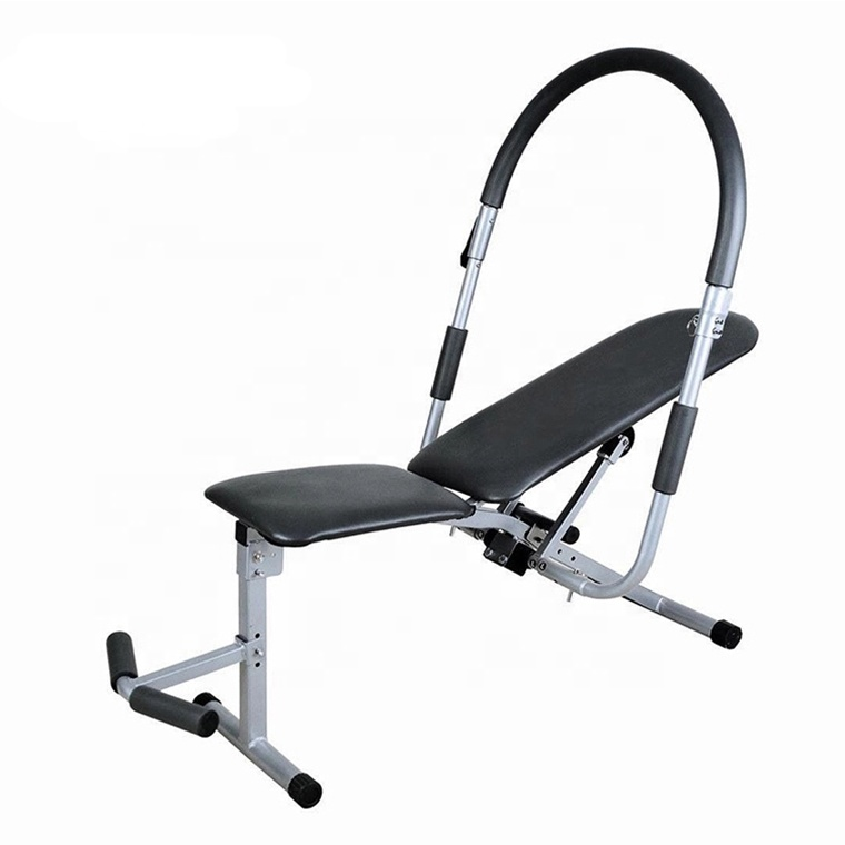 Steel And PVC Cross Trainer New Style Gym Ab Pro Shaper Exercise King