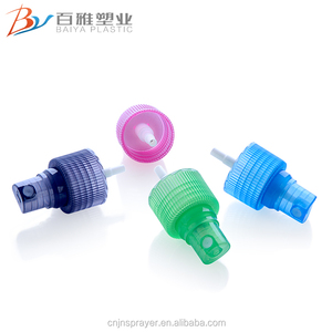 24/410 mini perfume pump plastic shampoo bottle caps/24/410 PP fine mist spray
