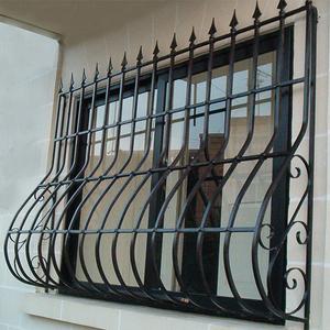 Decorative Iron Window Bars Decorative Iron Window Bars