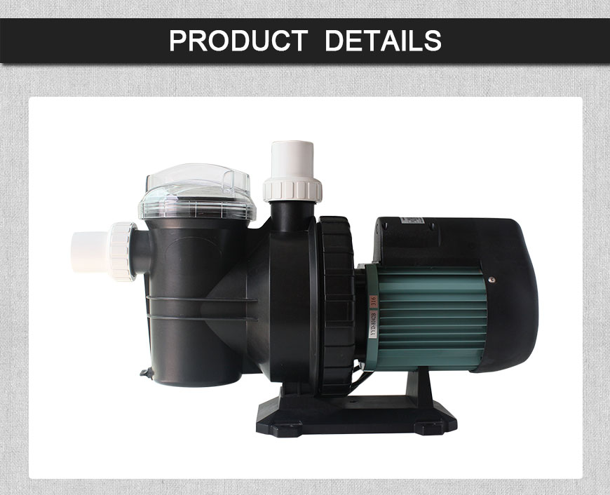swimming pool water electric motor water pump swimming pool jet pumps for spa equipment