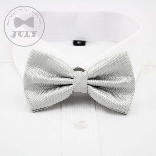 male bow tie fashion fine plaid bow tie commercial banquet bow