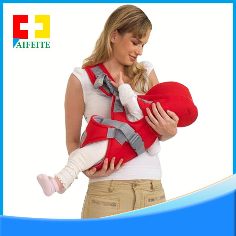 BC03 Hot Selling Organic Stretchy Fabric Baby Sling Wrap Hand Carrier Manufactures