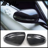 Replacement Carbon LED Side Rear View Wing Mirror Covers for Mercedes W222 14-15