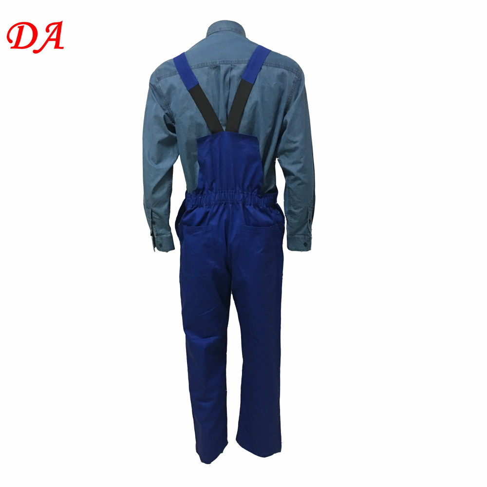 Humor Mens Work Dungarees Working Trousers Bib And Brace Overall Multi Pockets Pants Facility Maintenance & Safety