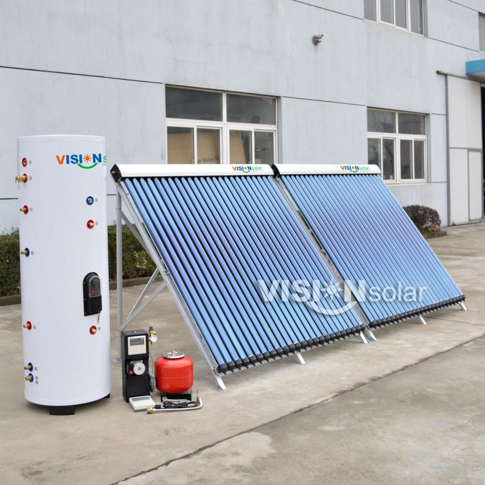 Closed Loop High Pressure Split Solar Water Heater Germany With Heat ...