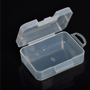 Original manufacturer small plastic containers with folding