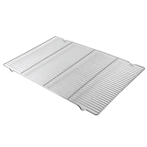 Roast mesh stripe Grill stainless steel barbecue wire mesh for camping tools barbecue oven use Nonstick mesh Grill in hight quli