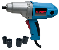900W Electric Adjustable Torque Mini 1/2 Inch Impact Wrench