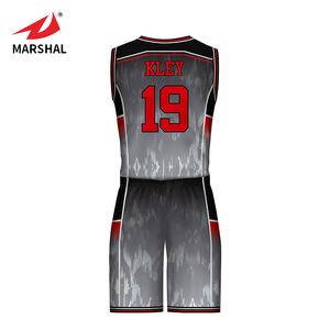 bf2a310c4da Basketball Uniforms China, Basketball Uniforms China Suppliers and  Manufacturers at Alibaba.com