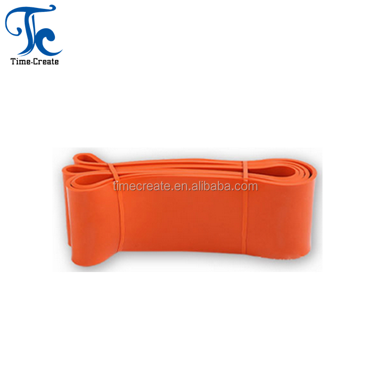 Lange latex stretch band/fitness yoga oefening weerstand band/sport apparatuur
