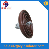 11kv disc suspension electrical ceramic insulator ansi 52-4