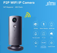 Jimi outdoor wireless wifi camera Android 4.4 operating system CCTV security camera