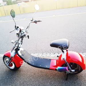 European Warehouse Stock 1200w 1500w Cheap citycoco electric scooter Citycoco lithium battery