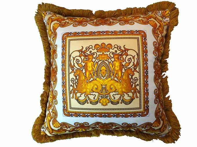20'/27' Mythology Soft Pillow Imperial Top quality sofa cushion luxury home decorative