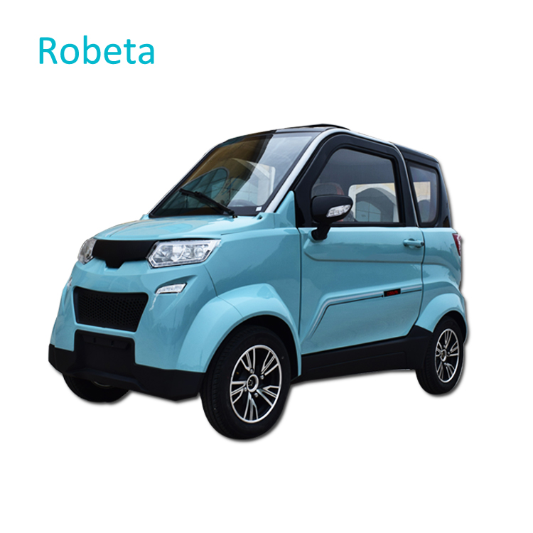4 Wheel Bicycle Used Small Electric Cars For