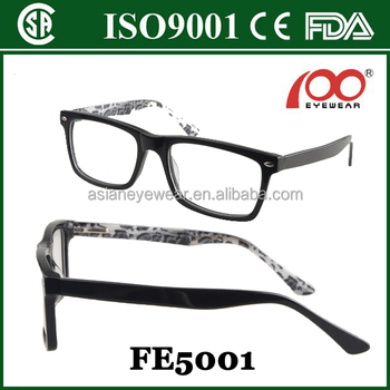 Acetate Frame Material Latest Fashion Eyeglasses - Buy ...