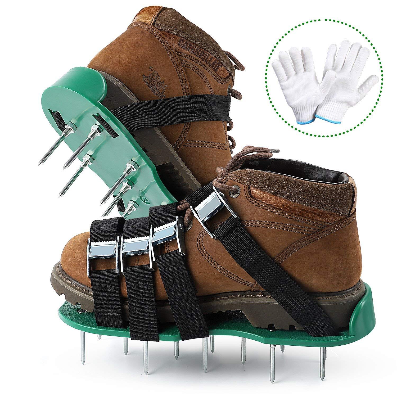 Tonbux Lawn Aerator Shoes 26