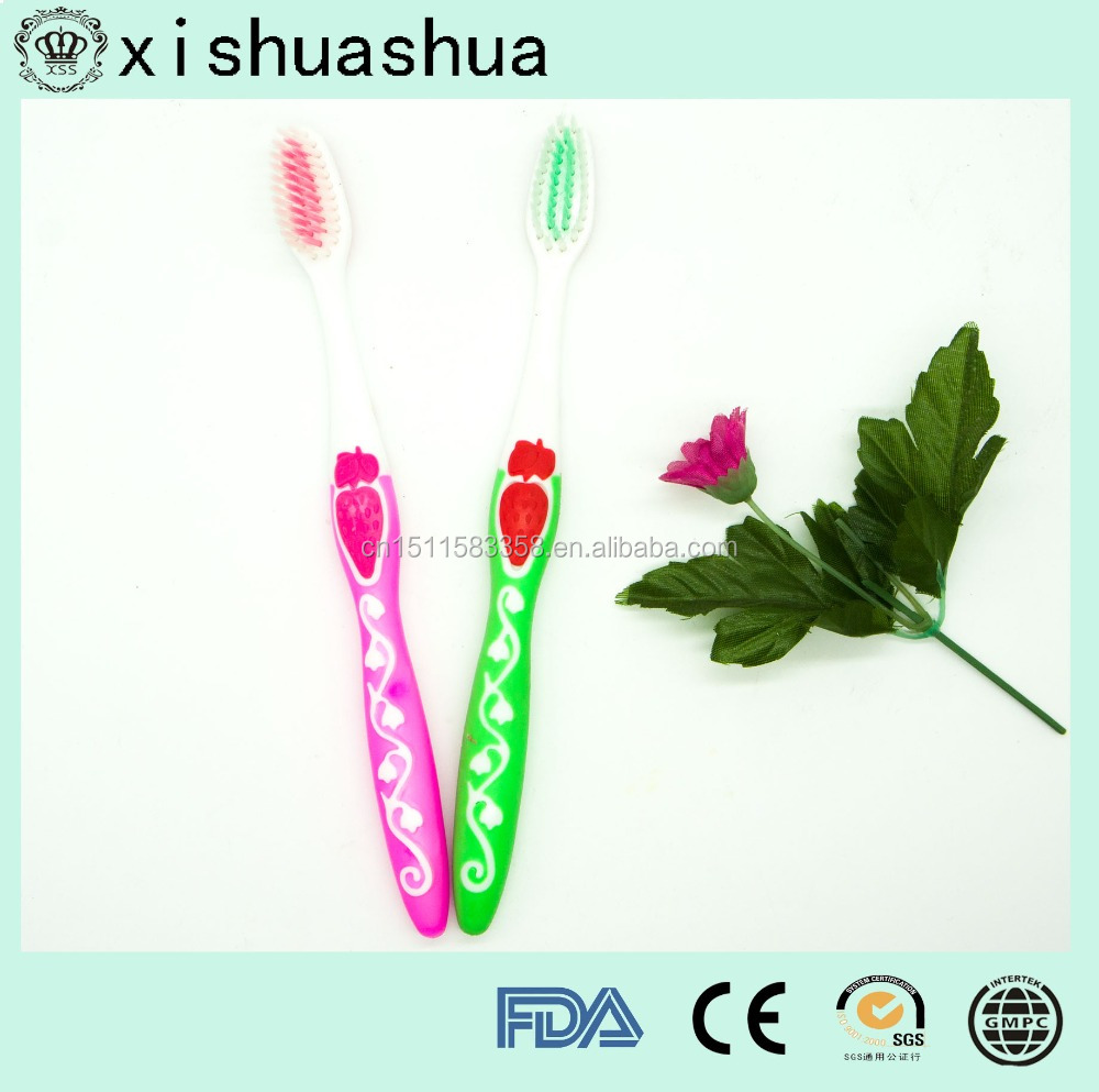 High Quality Tooth Brush Manufacturer sales Portable Travel Toothbrush Nylon Toothbrush Fiber