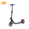 Hot New Products 2 big wheel folding adult kick scooter for sale