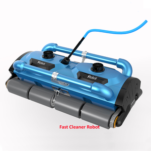 Wall Climbing Function Remote Control Robot Swimming Pool Cleaner for Big Pool 1000m2-1500m2