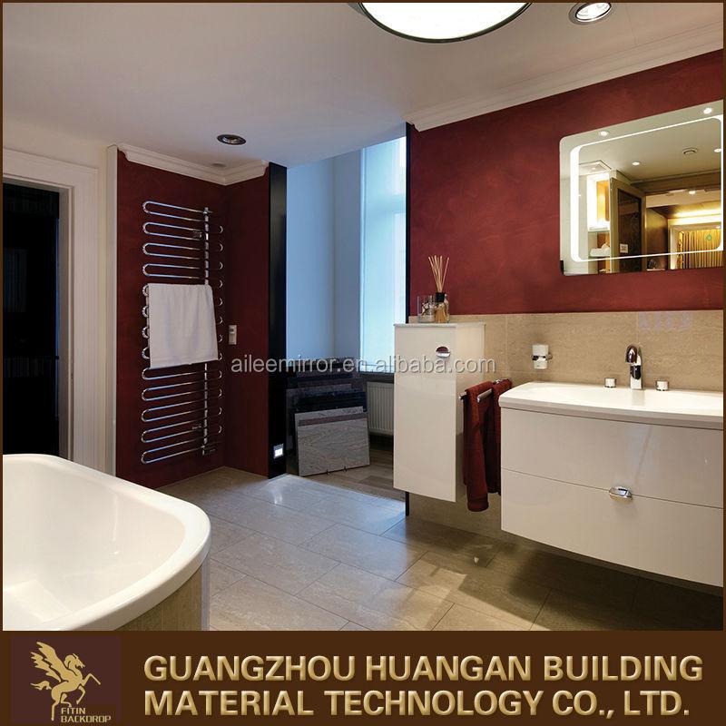 호텔 욕실 세면대 주도 조명 벽 욕실 거울-목욕 거울 -상품 ID ...