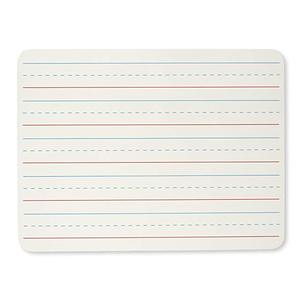 Dry Erase Double Sided Mini White Boards Lap Board Learning Writing Practice Whiteboard for Students and Classroom Use