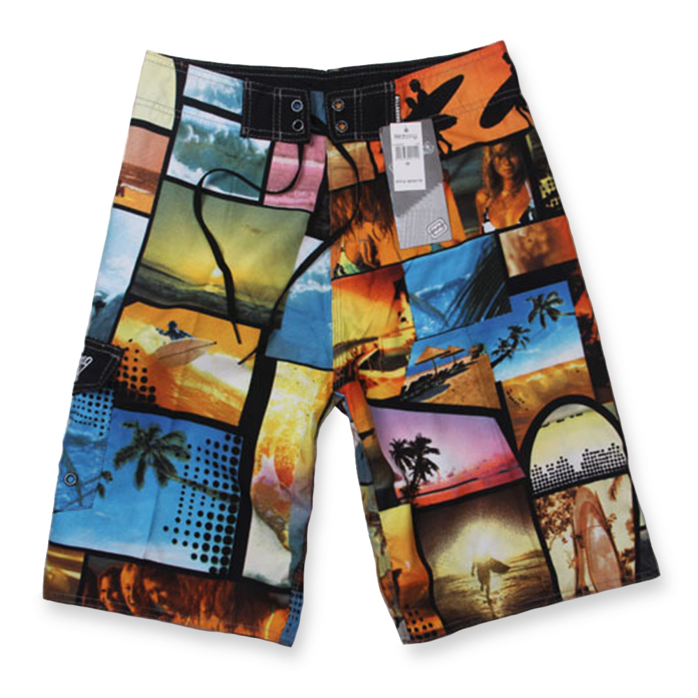 d26cb9aae0 Get Quotations · 2015 Men Billabong Summer Men's Beach Swim Trunks Short  Bermudas Masculina De Marca Surf Men Swim
