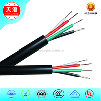 H05SS-F Heat Resisting Silicone Rubber Cable