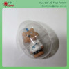 Fox Keychain Egg Capsule Toy Car For Vending Toy Machine
