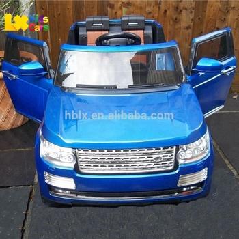 New Models Range Rover Electric Kids Car 24v