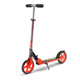 wholesale Foldable with Adjustable PU Big Wheel foot kick Scooter for adult