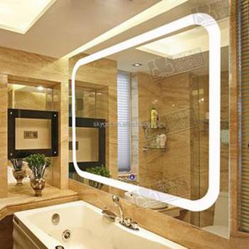 Led Bathroom Mirror,Bathroom Mirror With Led Light,Full Length ...