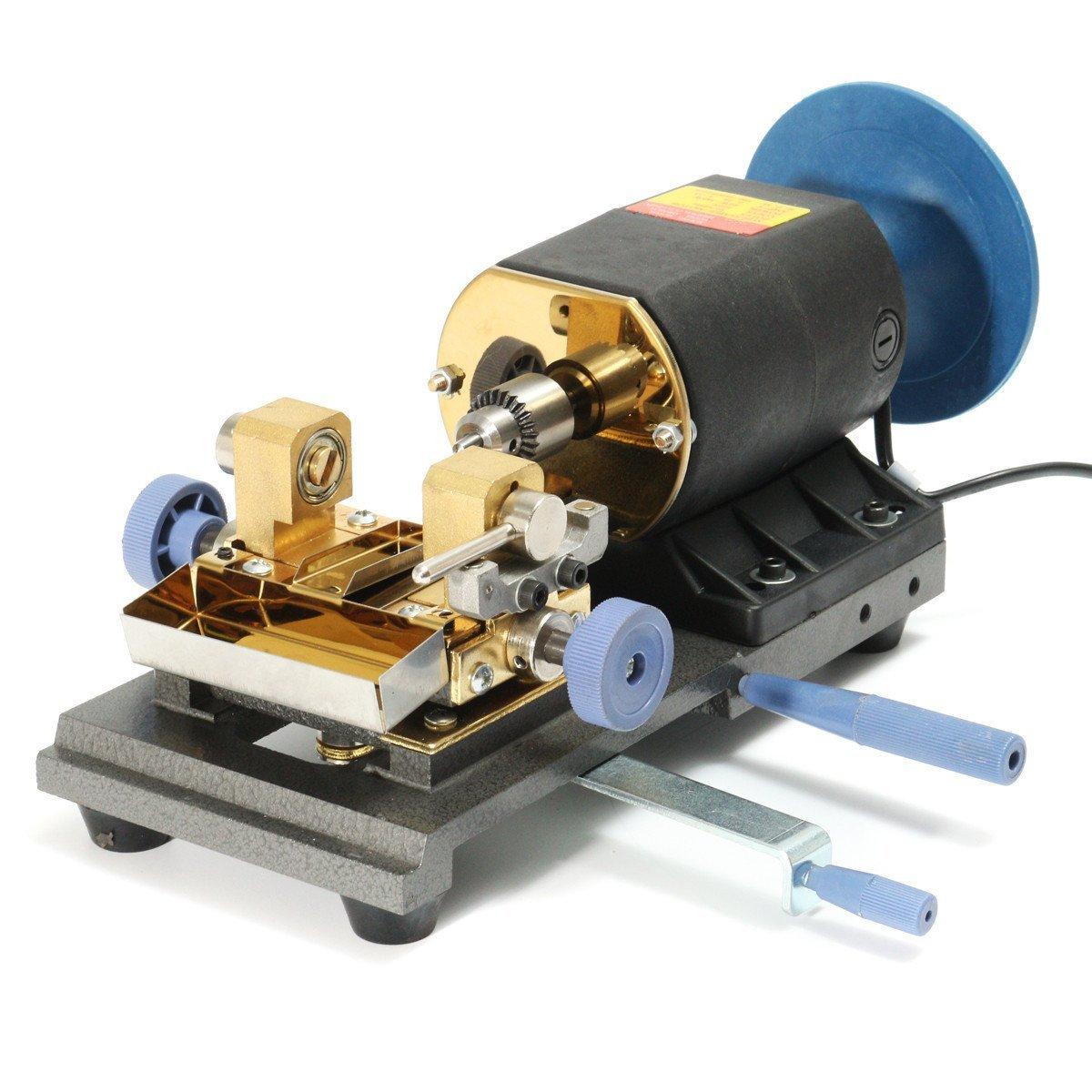 220V 350W Pearl Drilling Holing Machine Beads Driller DIY Full Set
