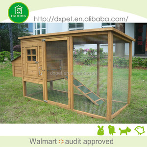 DXH011 Large Wooden chicken/duck House Coop