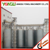 high strength engineer guidance galvanized used grain storage rice silo