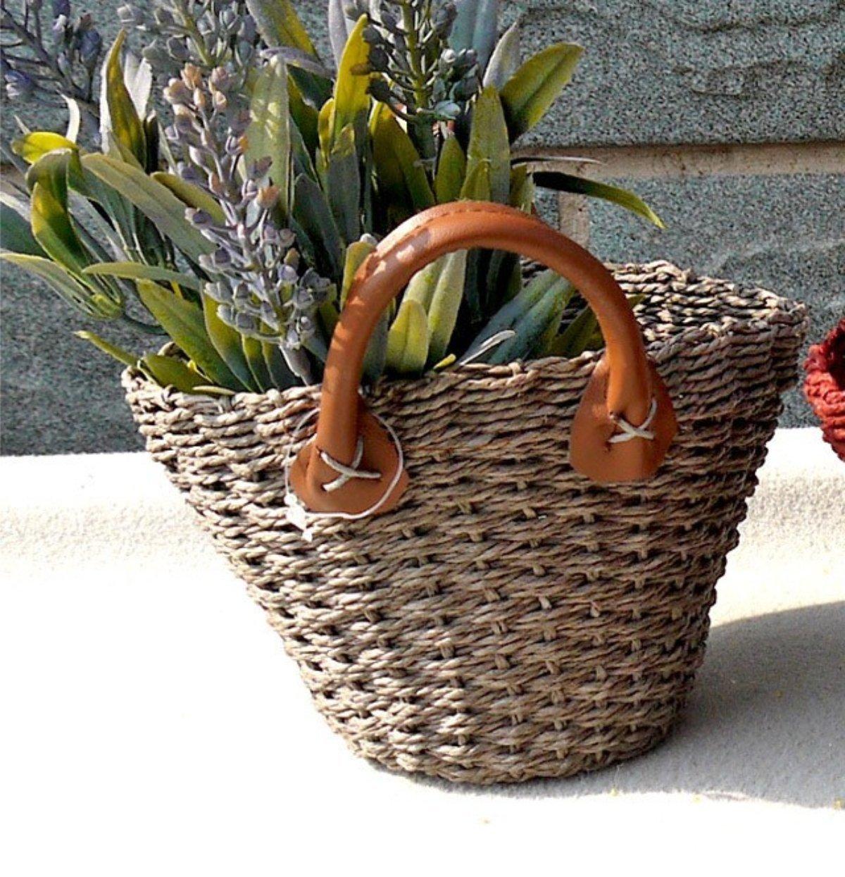 Cheap Handmade Storage Straw Basket, find Handmade Storage Straw ...