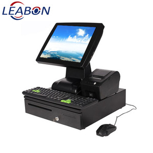 POS System All In One Android restaurant cashier device